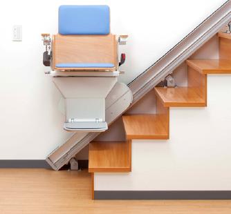 階段昇降機イメージ