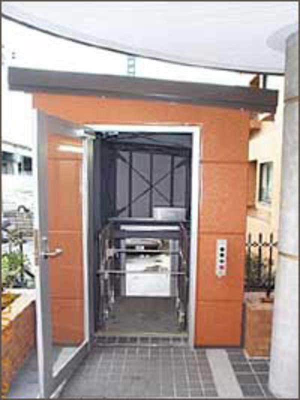 共同住宅(マンション)での設置事例