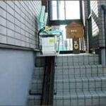 ヒーティングの階段でも設置可能