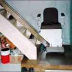 階段を付け替えての設置事例